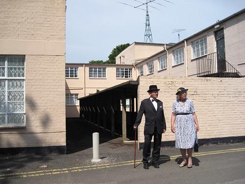 Bletchley Park WW2 Day