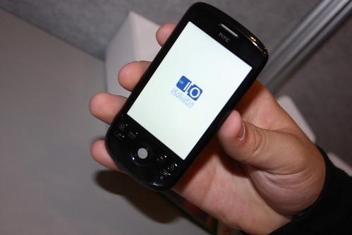 Google Phone ION