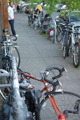 bikes at Last Thursday on Alberta-10