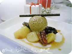 yuletide at restaurant atelier