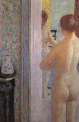 Pierre Bonnard. Desnudo.