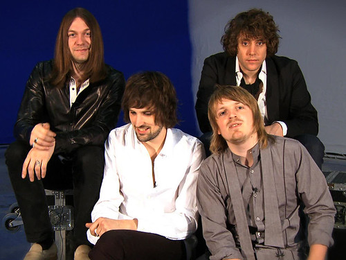 Kasabian on VidZone, Group