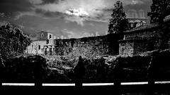 koroni (takis zervoulakos) Tags: leica travel bw heritage monument monochrome 35mm canon vintage islands photo shadows hellas athens retro sharp greece revolution peloponesse lavrio koroni stealingshadows
