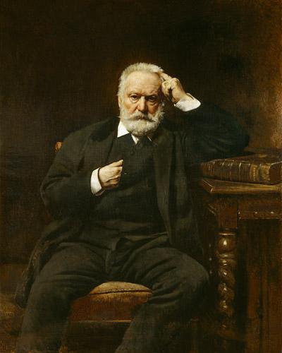 L. Bonnat. Victor Hugo.