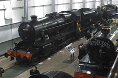Severn Valley Railway 070309 (rob  68) Tags: train engine railway steam severn valley 280 svr lms arley kidderminster bridgnorth 8f 48773 stanier
