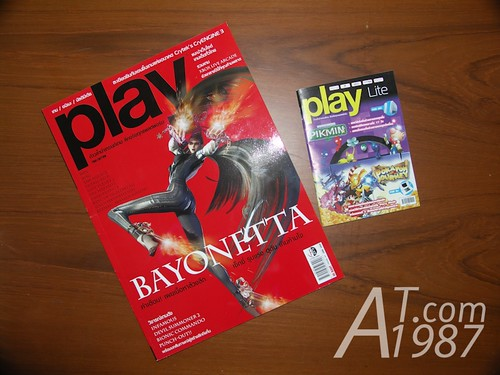 PLAY Magazine vol.1 Thailand Edition