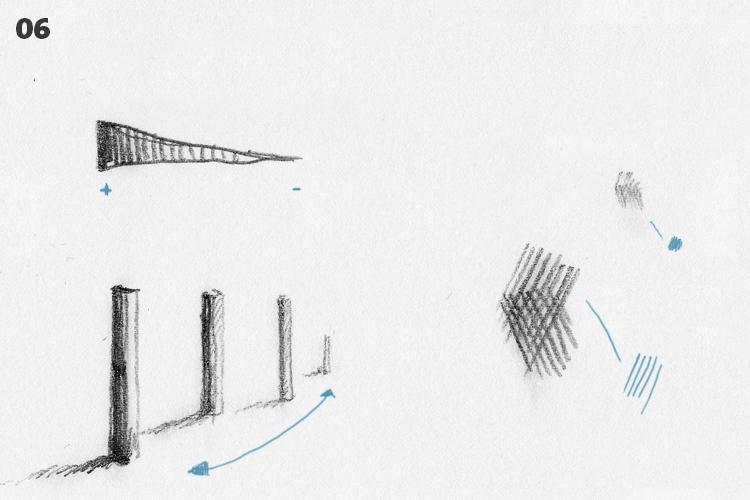 strichführung - zeichnen - 06