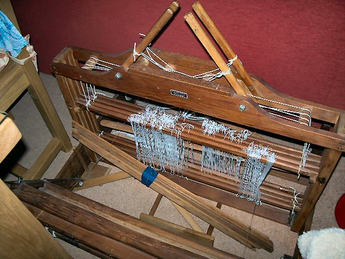 New 4 shaft loom!