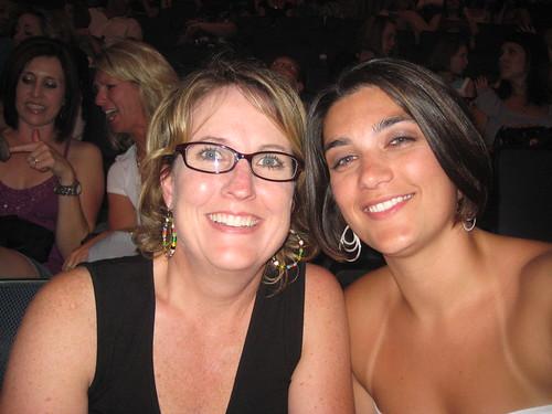 Me & Cassie @ KU