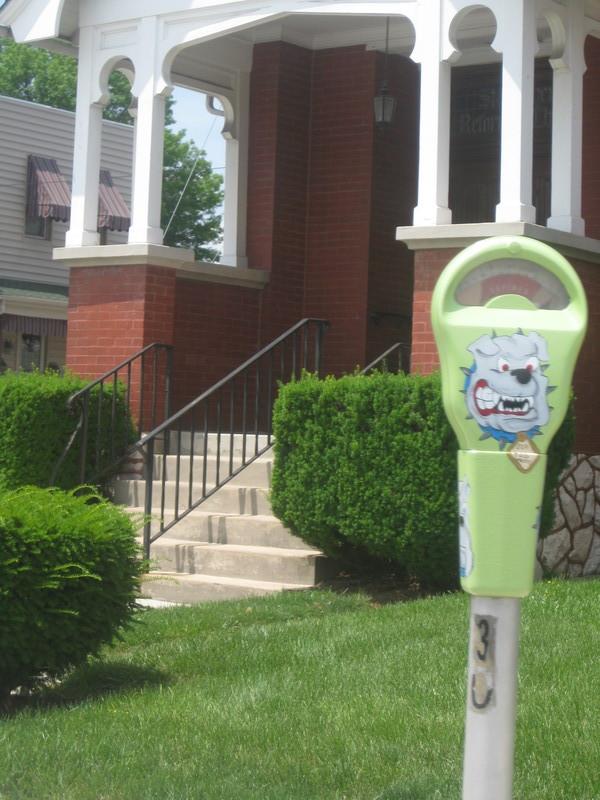 Dog Parking Meter