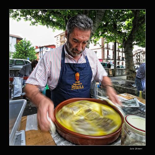 IRÚN - Concurso gastronómico de Bacalao al Pil Pil