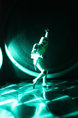 Michael Jackson 1958-2009 (Stfan) Tags: blue light music canon toy actionfigure eos starwars dance stormtroopers stormtrooper michaeljackson tribute moonwalk hasbro project365 450d stormtroopers365