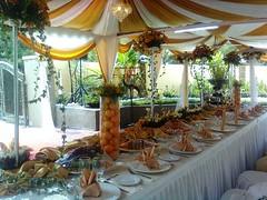 Meja Makan Pengantin Wedding Station (Wedding Station) Tags: makan pengantin meja