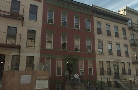 328 Chauncey Street, home of Ralph and Alice Kramden and Edward and Trixie Norton - NOT MY COPYRIGHT