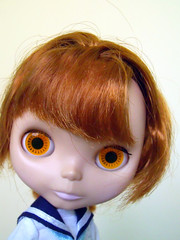 New Girl #2: Eliot? Darcy?