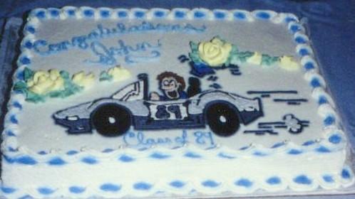 Nostalgia, cake-ified.