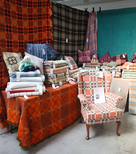 Welsh blankets and quilts