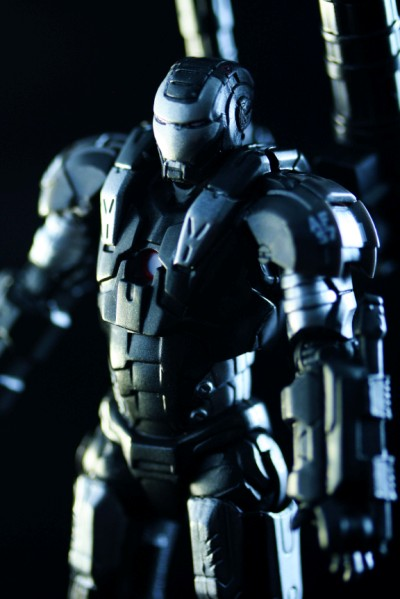 3.75 inch Iron Man figures