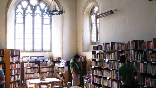 chantry chapel book store