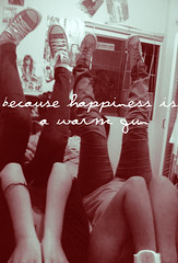 My happiness. (Daniela Le) Tags: friends gun friendship happiness felicidad amistad bestfriends beatlessongs