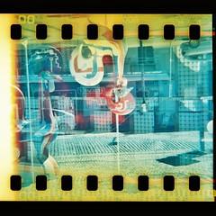GAlo BArcelos III (Uka wonderland) Tags: portugal 35mm lomo lomography dianaf galo lomografia barcelos colous