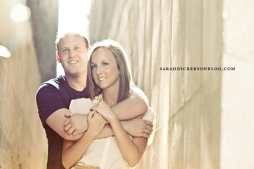 Kansas City Crossroads Arts District engagement session
