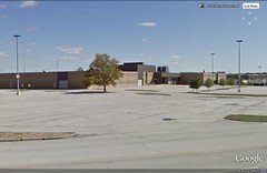 Jamestown Mall (via Google Earth)