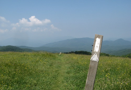 Max Patch, AT marker