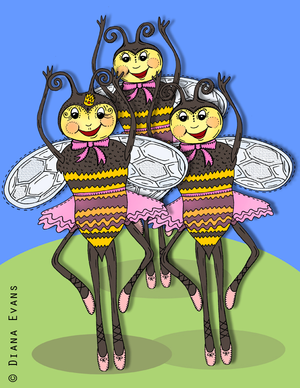 ballet bees