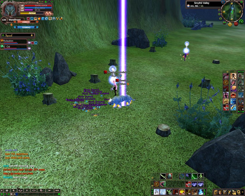 Soloing CV Metal valley  5840615010_db6da0789e_b