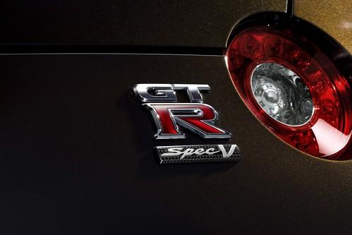 National Speed - GTR Spec V Rear