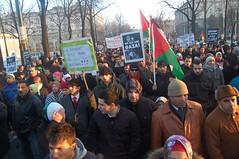DSC_0152 (Osama ~!) Tags: wien demonstration palästina für