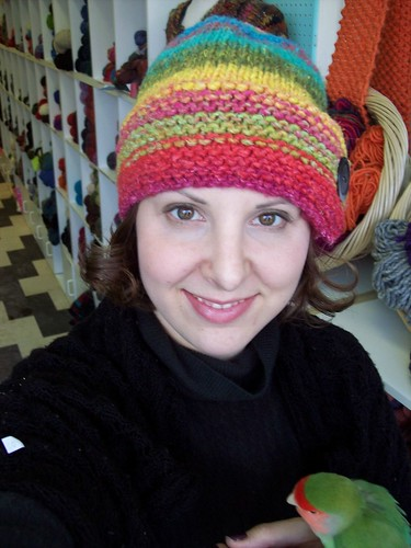 rainbow hat 2 by you.