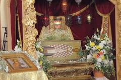 San Gregorio de Neocesarea (abarrero2000) Tags: saint shrine reliquia russia holy orthodox santo relics reliquien arca reliquary urna heilige reliques chsse relicario reliquaire  reliquienchrein