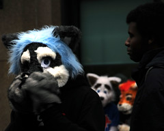 Furries Invade London