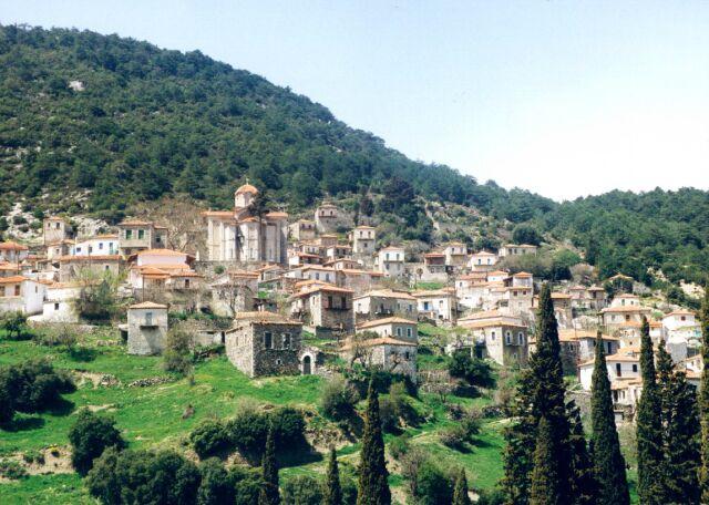 Πελοπόννησος - Λακωνία - Δήμος Θεραπνών Αγριανοί