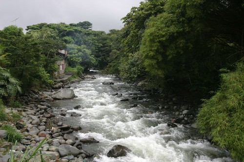 Rio Pance just west of Cali - Colombia..