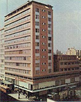 Hotel Riviera, Av. Wilson