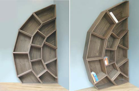 3235956675 856710c5bc Top 10 Creative AND Practical Bookcases