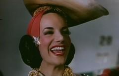 Carmen sings Brazil.