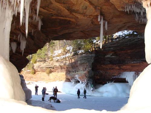 Big cave!