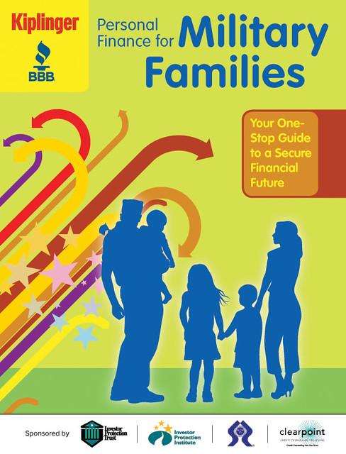 Kiplinger-BBB Personal Finance Guide for Military Families