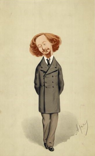 Vanity Fair image, 21st November 1874