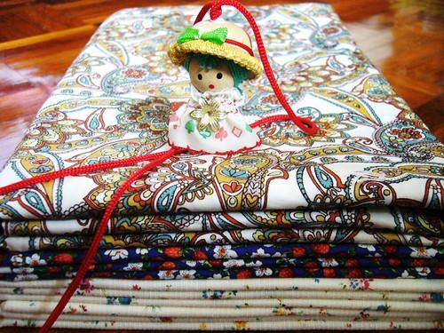 Fabrics, Fabrics, and More!