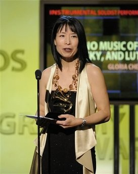 Gloria Cheng - Grammy Awards Show