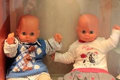 creepy greek baby dolls....