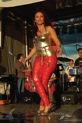 2008 in Pembroke Pines, Broward County. She is a Puerto Rican singer