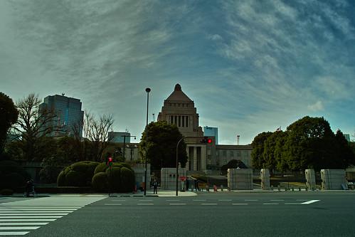 国会議事堂 the Capitol(japan)