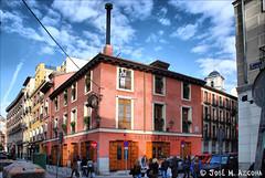 Madrid. Restaurante