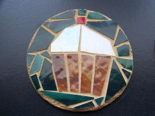Cupcake Coasters (detail)